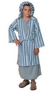 Nativity Christmas Costume Joseph Xmas 4/6