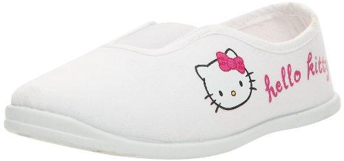 Hello KittyHk Kitmic - Scarpe primi passi Bambina , Bianco (bianco), 32