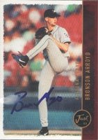 Bronson Arroyo Altoona Curve - Pirates Affiliate 1999 Just Autographed Hand Signed... by Hall of Fame Memorabilia