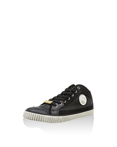 Pepe Jeans Sneaker Alta Industry [Marrone Scuro]