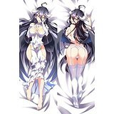 Personalized pillowcase Dakimakura pillow case:Hugging Body Pillow Cover 150*50 MGF OVERLORD albedo 510029 (Full Body Pillow Anime compare prices)