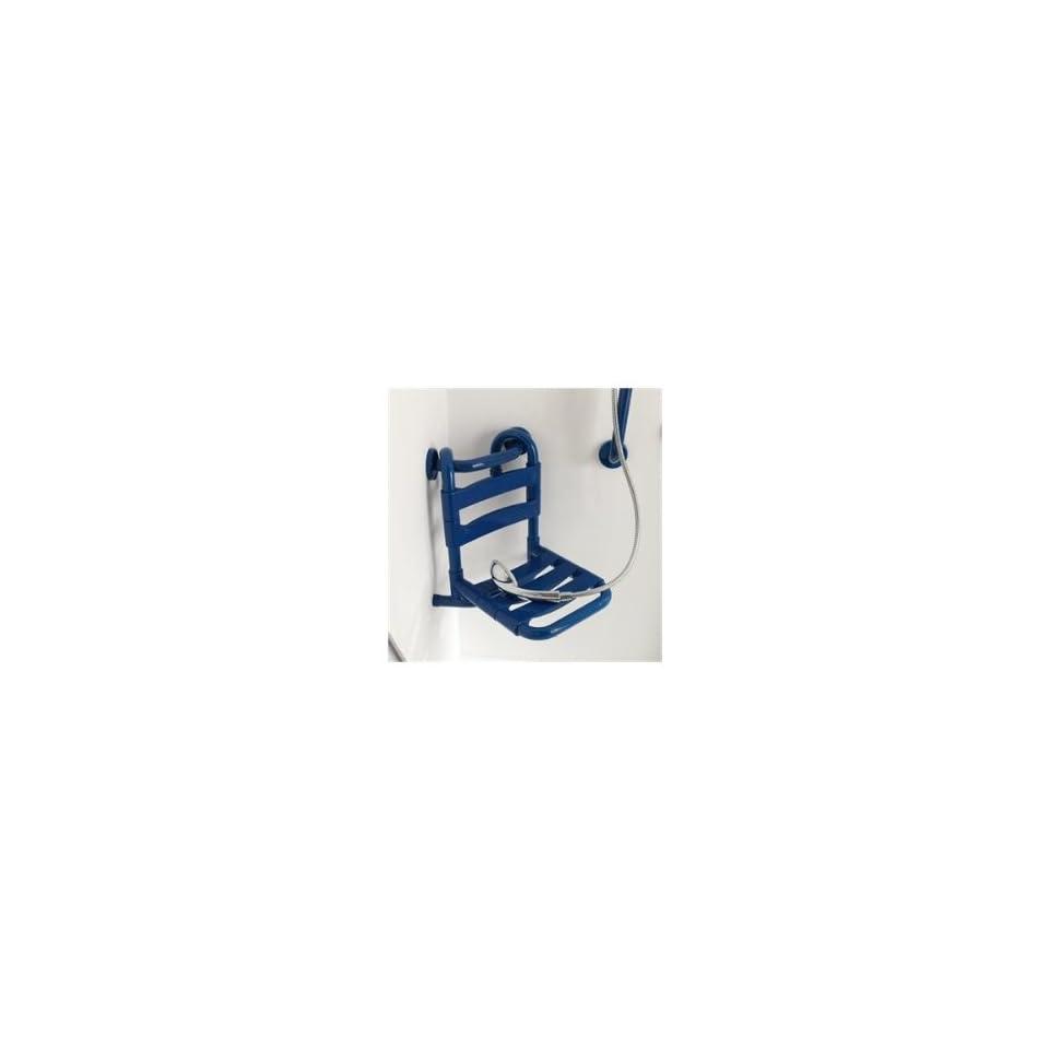 Ponte Giulio USA G01JDSD140 Removable Corner Shower Seat