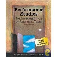 Performance Studies: The Interpretation of Aesthetic...