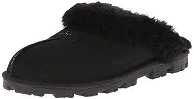 UGG Australia Women's Coquette Slippers Black Size 5