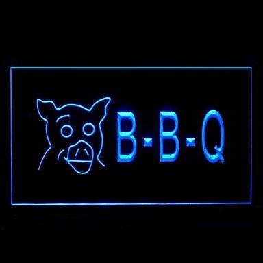 Bbq Pig Display Advertising Led Light Sign