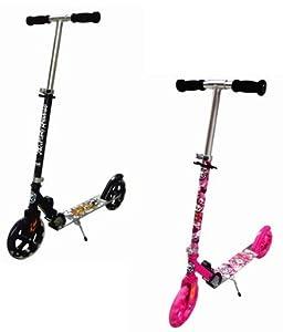徳島双輪 ビッグスクーター 「FURY ANIMALS」 ELITA BUNNY(ピンク)