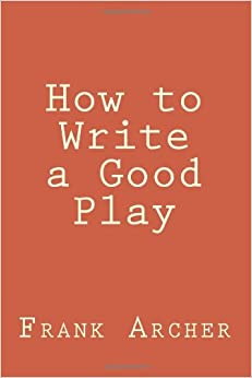how to write plays book