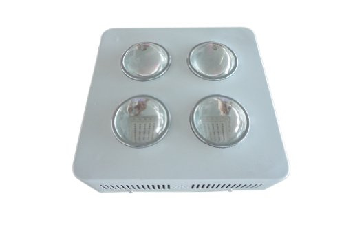 Queenshinyled 2014 Newest Big Eyes 400W Led Grow Light Lamp Panel Indoor Ufo Hydroponic System Full 10 Band Spectrums