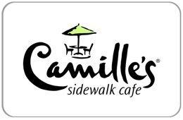 Camille'S Sidewalk Cafe Gift Card ($25) front-897486