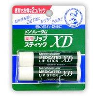 メンソレータム薬用リップスティック XD 2コ