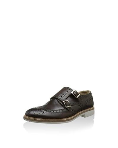 Alexander Trend Zapatos Monkstrap Pardo