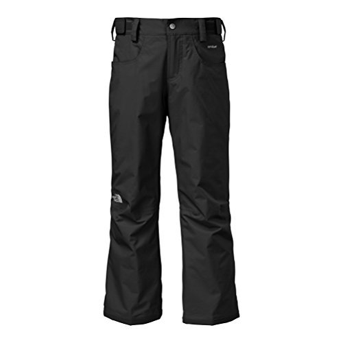 The North Face Freedom Insulated Pant Girl'S Tnf Black M front-1029525