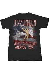 Led Zeppelin America 77 T-shirt