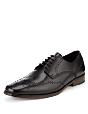 Collezione Leather Wingtip Brogue