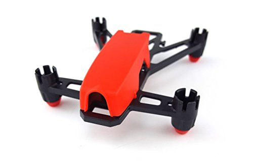 Usmile 100mm lightweight Micro Brush Quadcopter Frame No need to assemble for Mini Micro Nano fpv racing support for 820 8.520mm motor(Red) (Micro Quad Copter Frame compare prices)