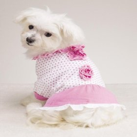 LARGE Baby Doll Polka Dresses