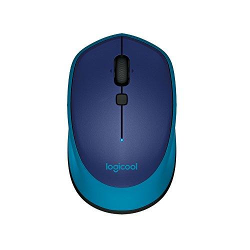 Logicool ロジクール Bluetooth マウス M336 ブルー M336BL