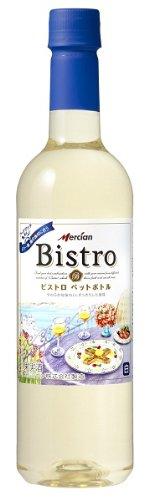 メルシャン ビストロ ペットボトル 白 720ml×6本