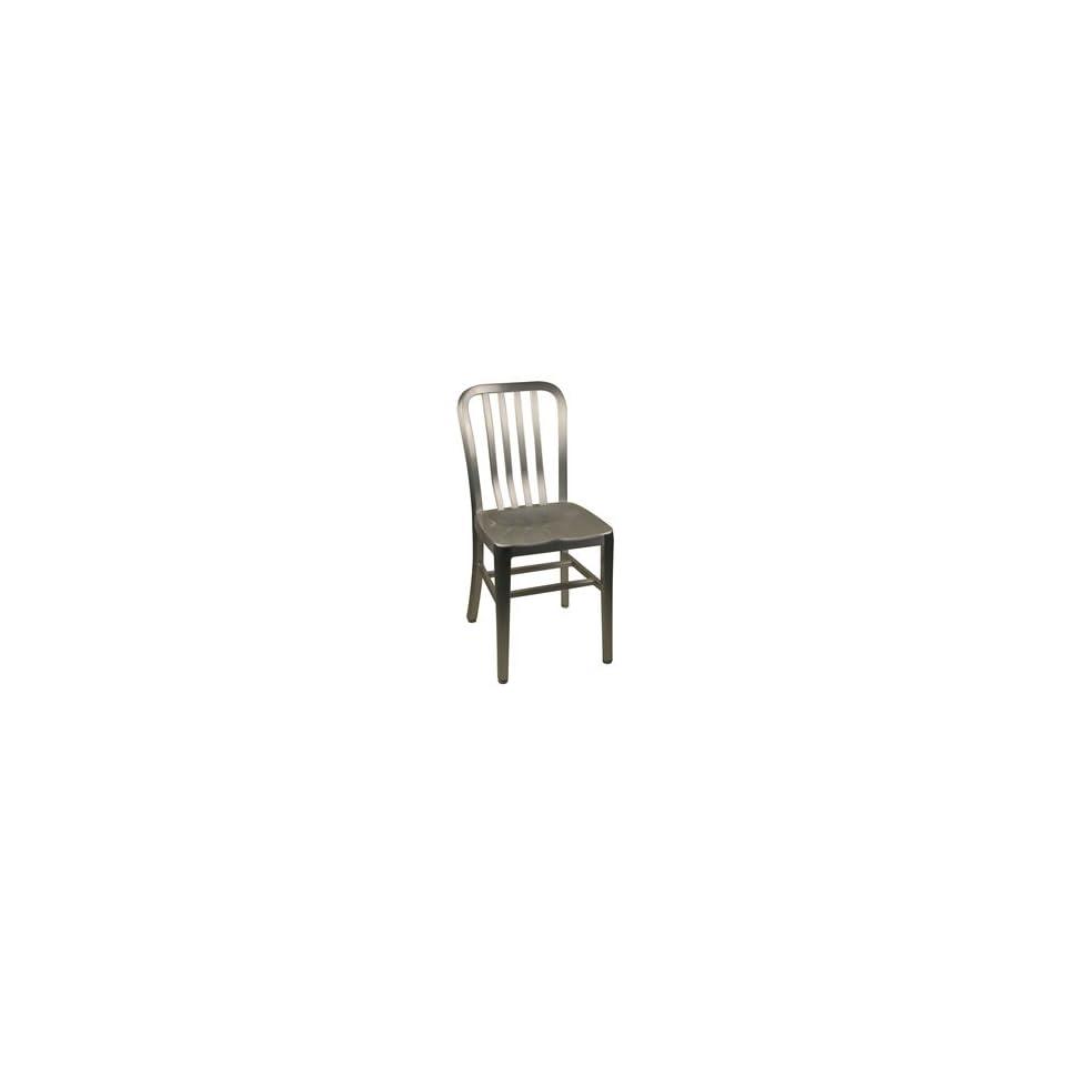 Alston Quality AC2700 Aluminum Dining Chair