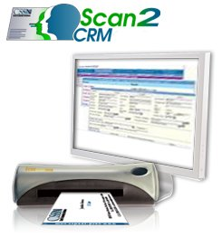 Cssn Scan2crm Portable Business Card Scanner and Reader to Salesforce CRM