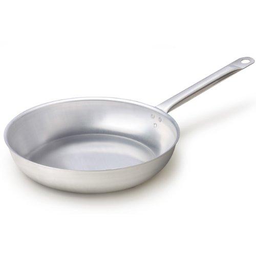 Padella saltapasta in alluminio uso professionale da cucina ristorante, 36 cm