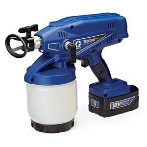 Graco Cordless Handheld Airless Paint Sprayer Piston
