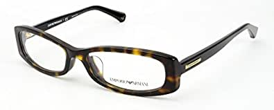 Armani Glasses Frames Boots : Amazon.com: Emporio Armani EA3007F Eyeglasses-5026 Dark ...