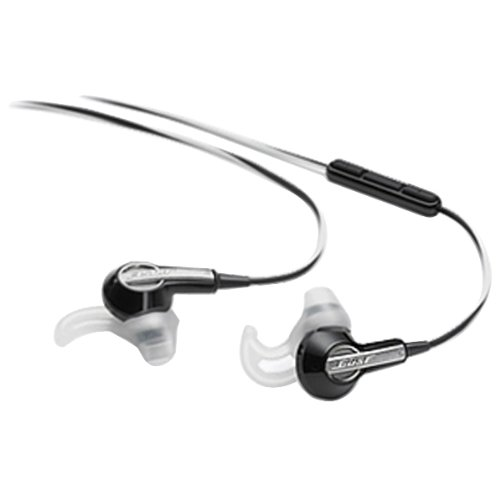 Bose Mie2I Mobile Headset (Microphone Only For Apple Product / In Year Headset With Remote Control) 326223-0040