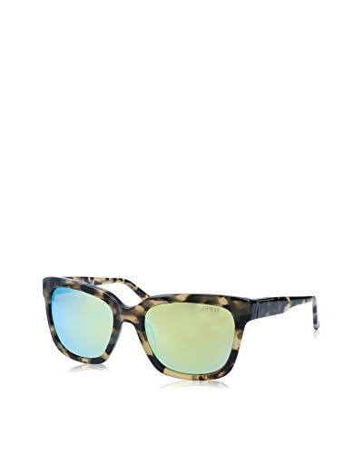 GUESS Gafas de Sol 6855 (54 mm) Marrón Oscuro