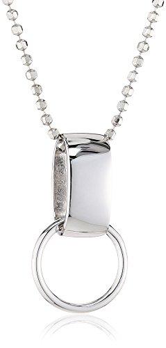 Zeeme Damen-Anhänger Mit Kugelkette 60Cm 925/- Sterling Silber 500250540