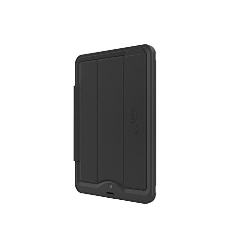 LifeProof NÜÜD iPad Mini with Retina Display Waterproof Portfolio Cover + Stand only - Retail Packaging - BLACK