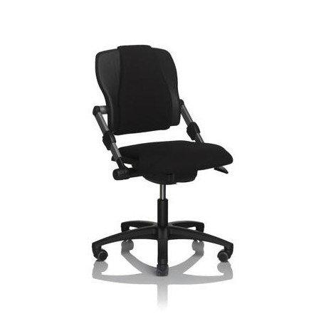 HAG H03 340 sedia con schienale alto sop914001 girevole AZUL 914 EXR024