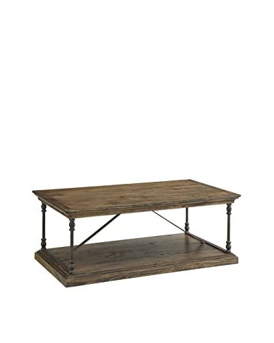 Coast to Coast Industrial Cocktail Table
