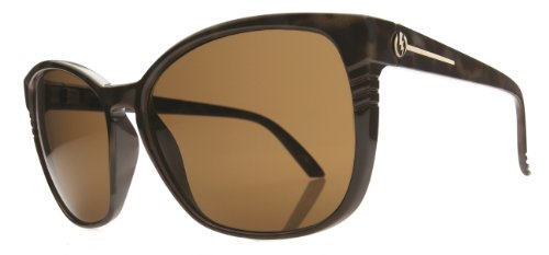 Electric Womens Rossette Cat Eye Sunglasses, One Size, Union Tort