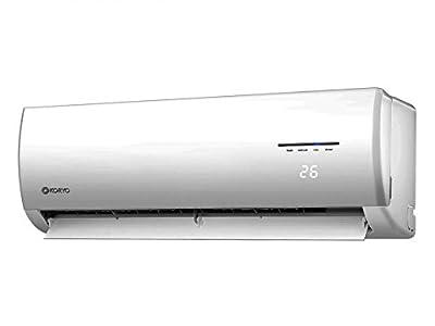 Koryo Quartz WFKSIAO1712A3S W12 Split AC (1 Ton, 3 Star Rating, White )