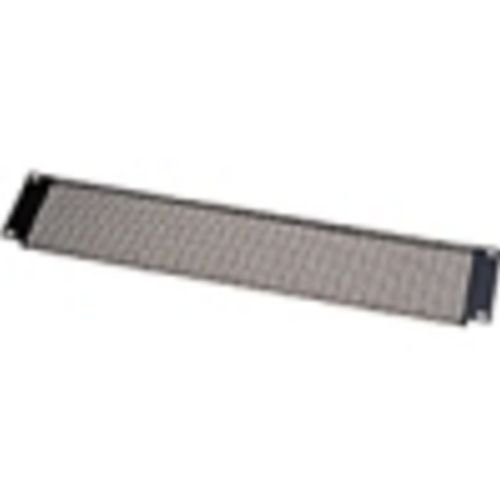 """Vt Series Vent Panel, Large Perforated Design Panel Height: 7"""" H (4U Space)"""