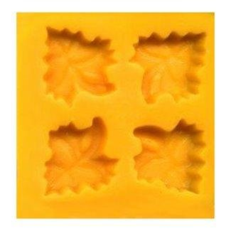 Maple Leaf Flexible Mold (Rubber Cream Cheese Mint Mold compare prices)