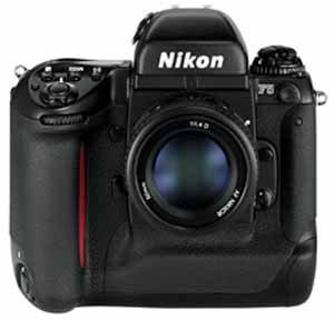 NIKON F5 SLR Body Only