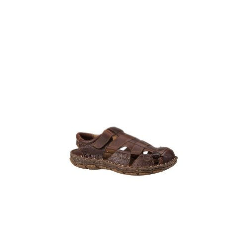Born Woodward Walnut 9 Mens Sandals