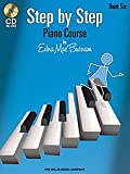 Step by Step Piano Course - Book 6 with CD Softcover with CD