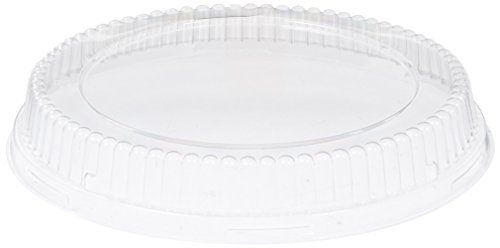 Bake N' Show 95C10 1-Inch Height Clear Lid for 10-Inch Round Trays 50-Pack (Case of 4) (10 1 4 Lid compare prices)