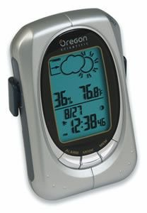 New-Handheld Weather Forecaster w/ - OR-EB313HGA