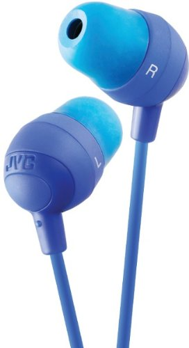 Marshmallow Earbuds (Blue)