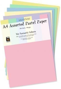 a4-pastel-paper-assorted-colours-100-sheets-80gsm