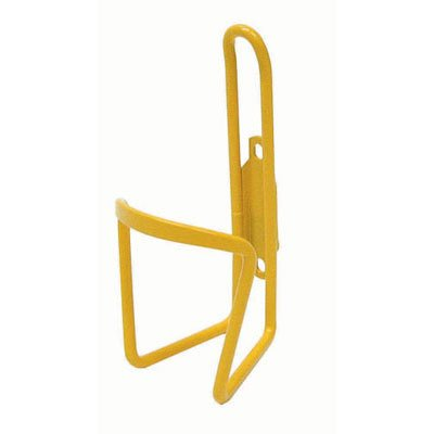 Sunlite Alloy Bicycle Water Bottle Cage, Bulk, Yellow