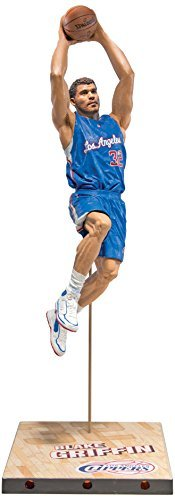 McFarlane Toys NBA Series 26 Blake Griffin Action Figure by Unknown