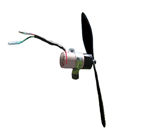 Small Wind Turbine Generator White Edition