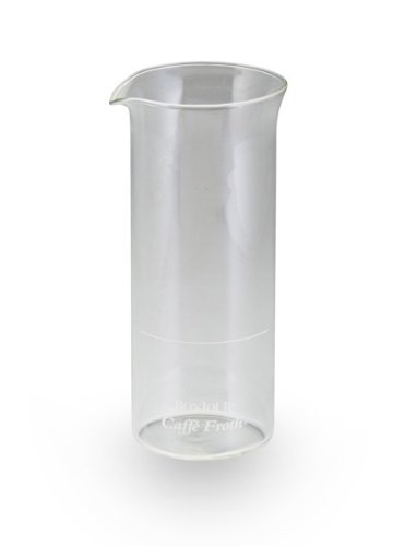 Bonjour Frother, Manual Cafe Froth Replacement Glass Carafe front-267812