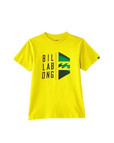 Billabong T-Shirt Manica Corta [Giallo]