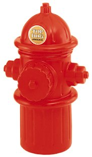 Doggie Doolie Fireplug Storage Container / Toy Box